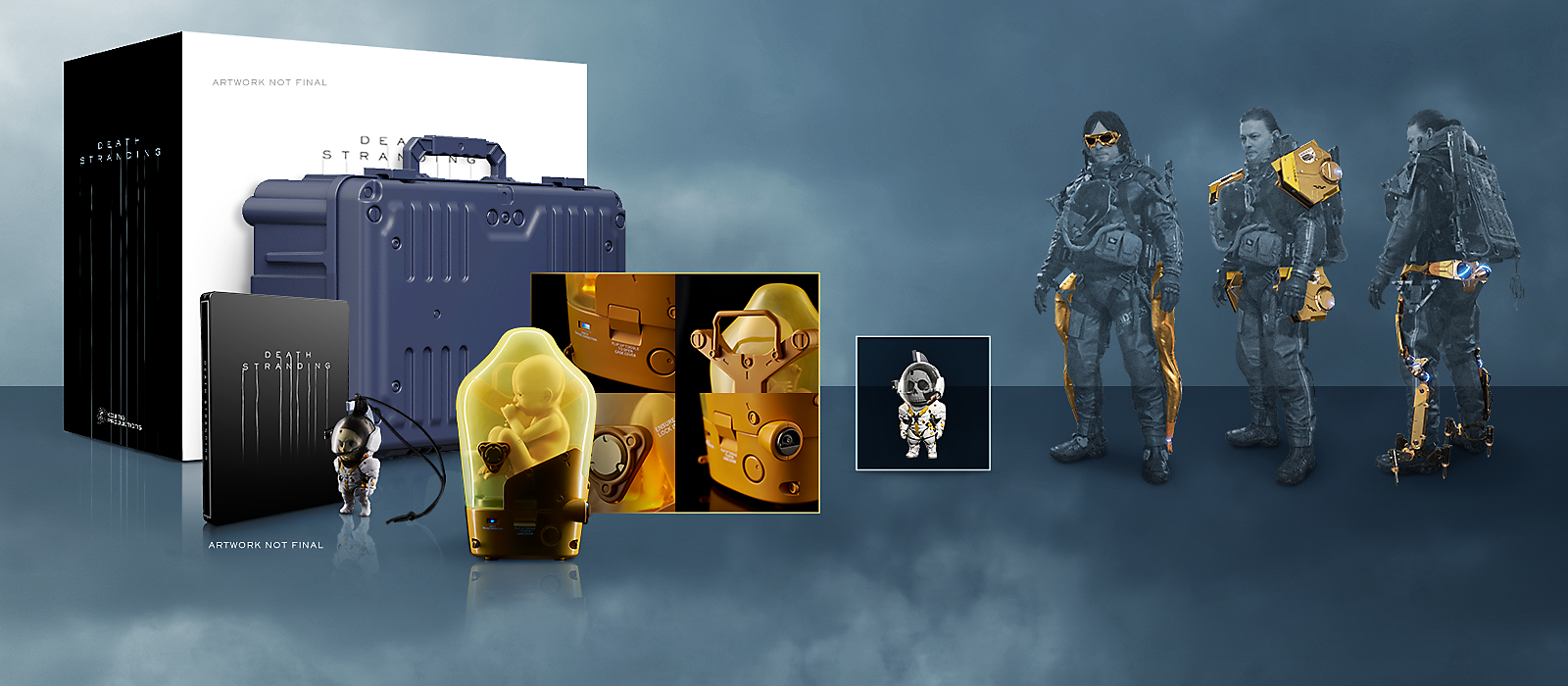 Collector's Edition Items