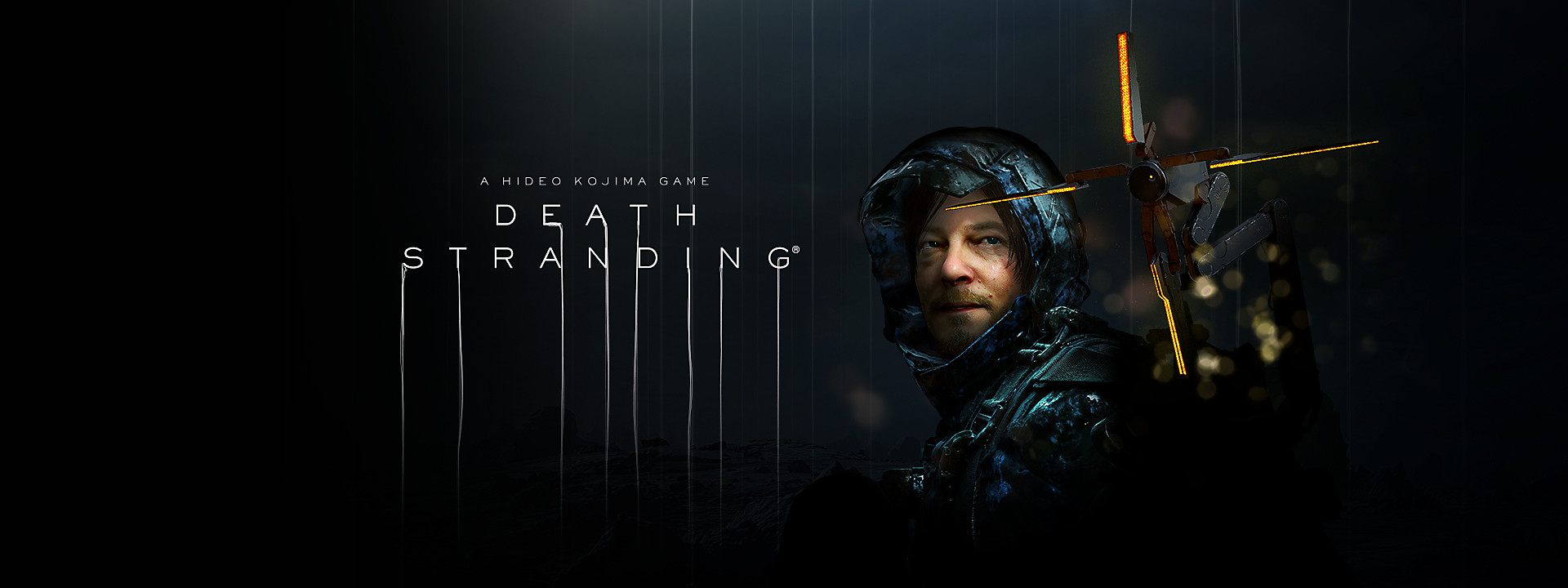 Death Stranding - Available Now