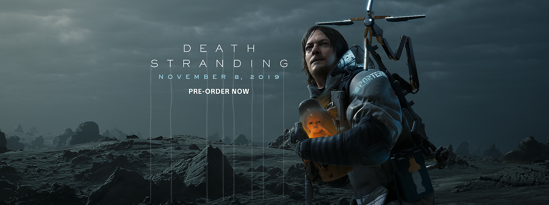 Death Stranding - Coming November 8