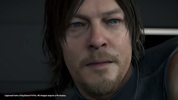 LIMITED EDITION DEATH STRANDING PS4™ PRO BUNDLE - Screenshot INDEX