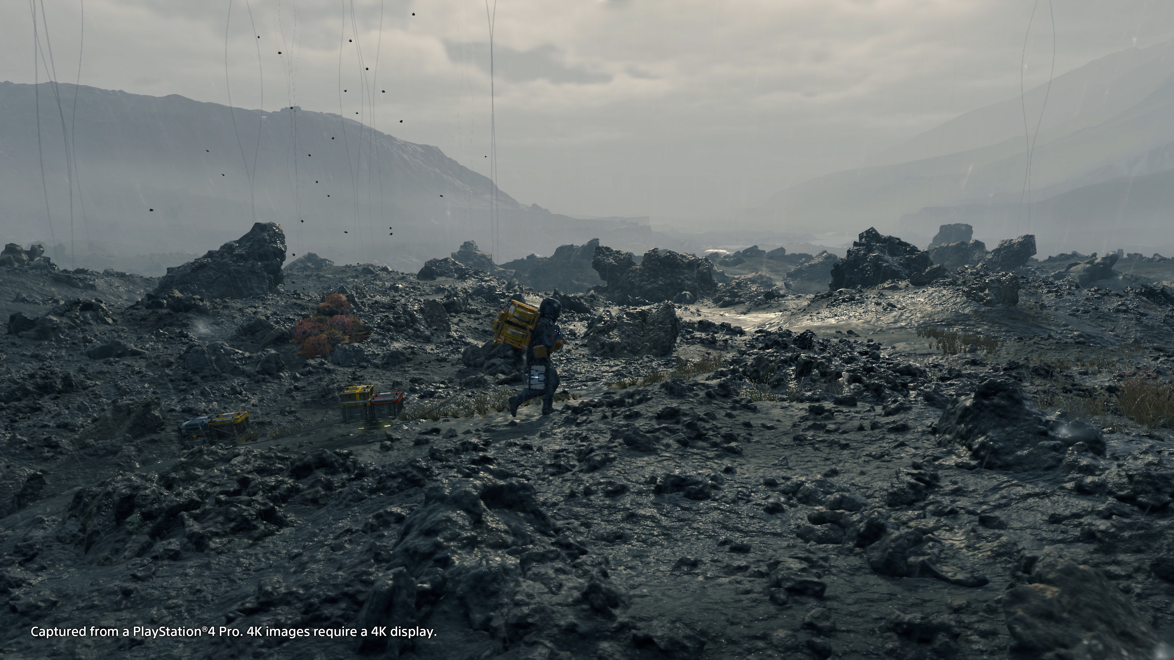 Death Stranding - Sam's Journey Screenshot