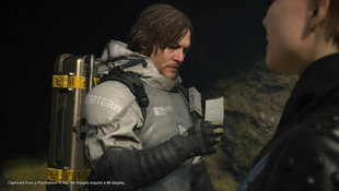 LIMITED EDITION DEATH STRANDING PS4 Pro Bundle Screenshot 3