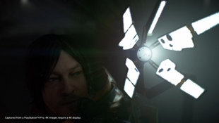 LIMITED EDITION DEATH STRANDING PS4 Pro Bundle Screenshot 17