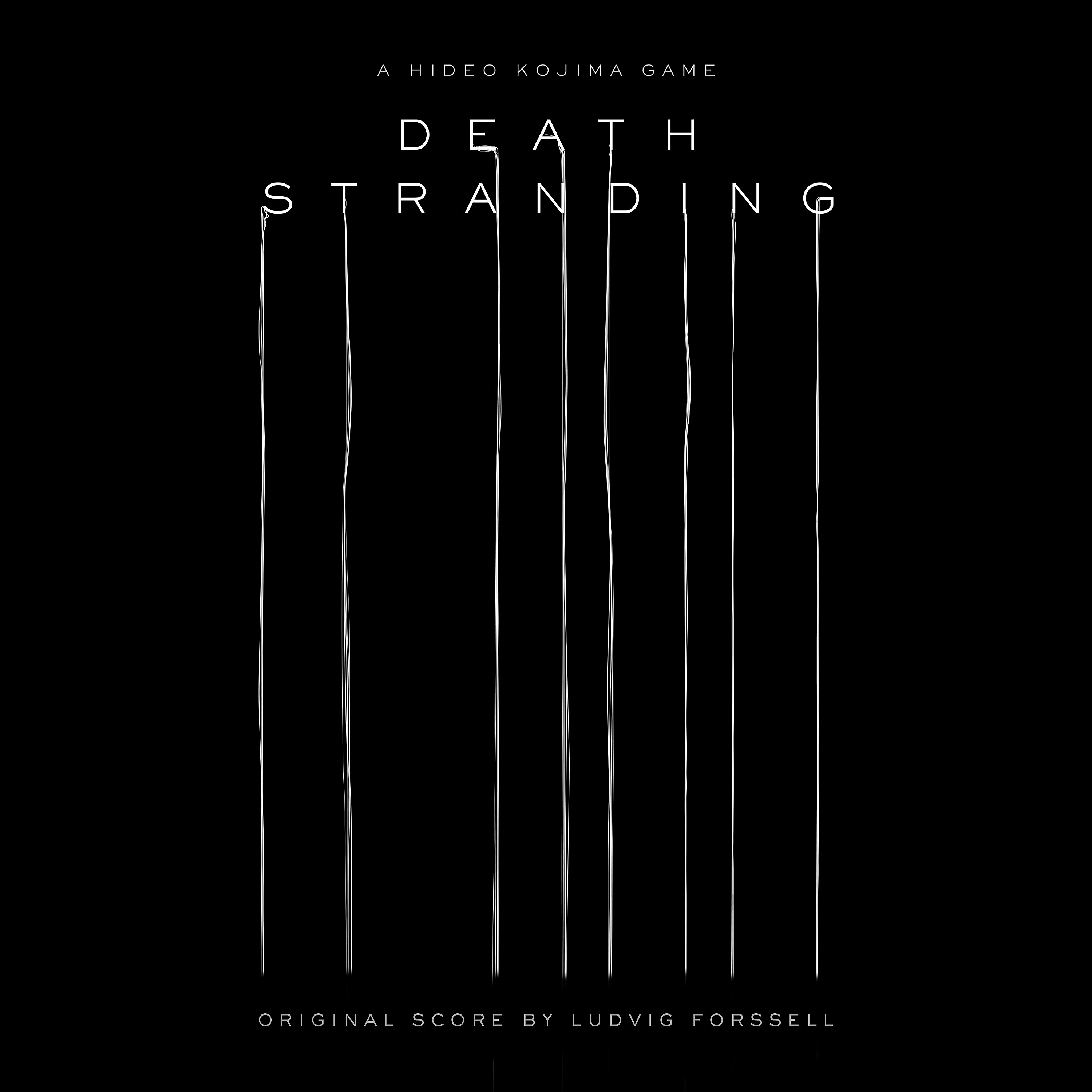 Death Stranding: Timefall Album Art
