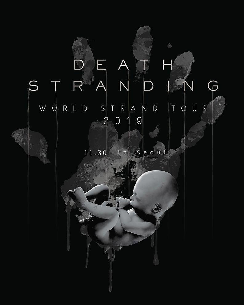 DEATH STRANDING WORLD STRAND TOUR 2019 - 11.30 in Seoul