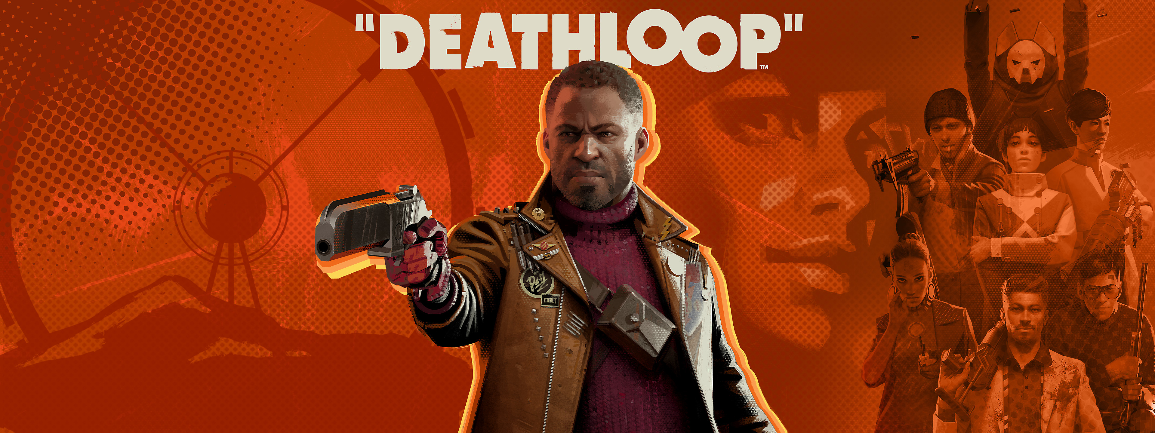 Deathloop - Pre-Orders Now Available