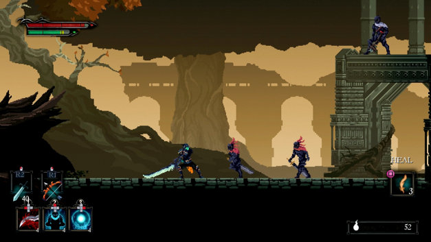 Death's Gambit Screenshot 4