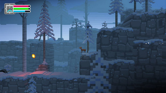 The Deer God Screenshot 1