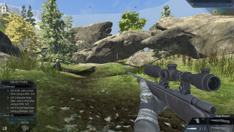 Deer Hunter Reloaded Trailer Screenshot