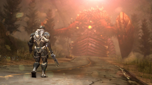 Defiance 2050 Screenshot 1