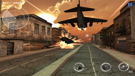 Delta Strike: First Assault Trailer Screenshot