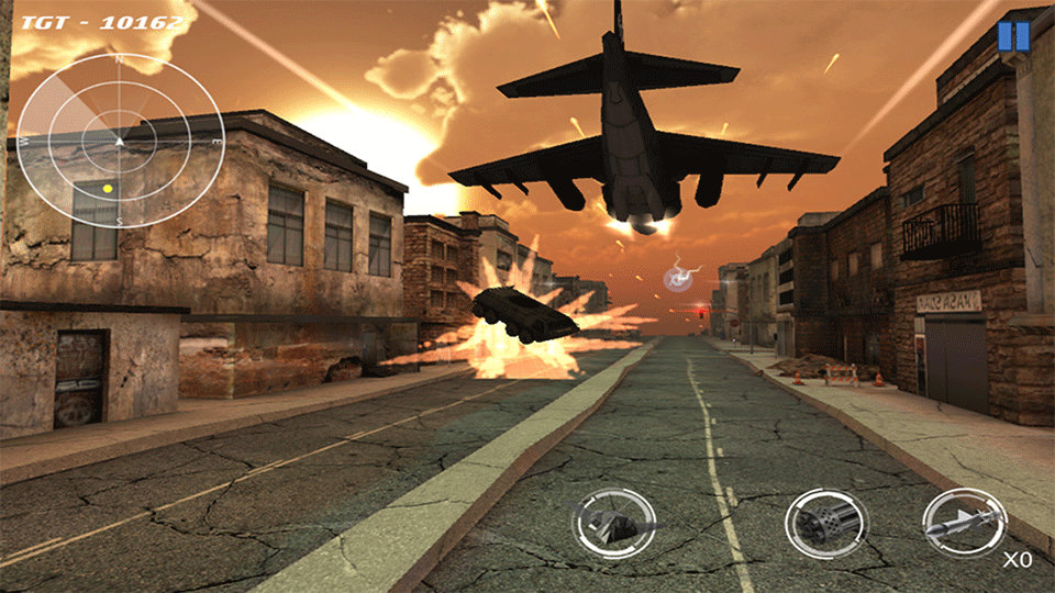Delta Strike: First Assault Game | PSVITA - PlayStation