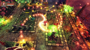 Demon's Crystals Screenshot 3