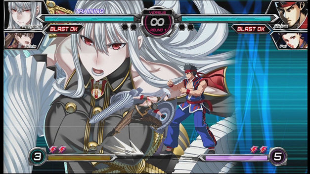 Dengeki Bunko: Fighting Climax Screenshot 1