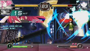 Dengeki Bunko: Fighting Climax Screenshot 2