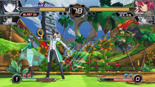 Dengeki Bunko: Fighting Climax Screenshot 6