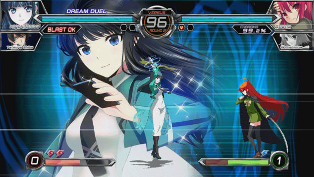 Dengeki Bunko: Fighting Climax Screenshot 7