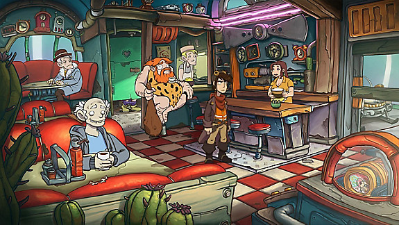 Deponia Collection - Screenshot INDEX