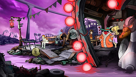 Deponia Doomsday - Screenshot INDEX