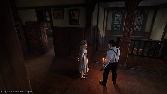 Déraciné screenshot