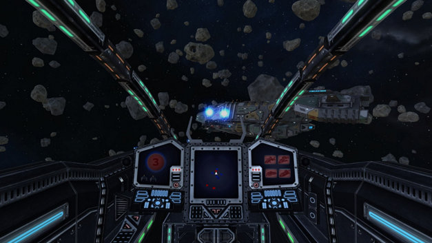 Derelict Fleet Screenshot 7