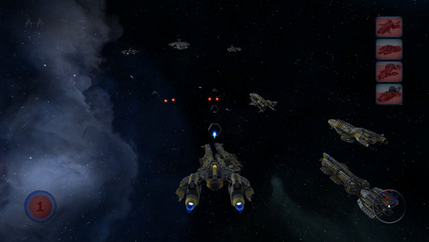 Derelict Fleet Screenshot 1