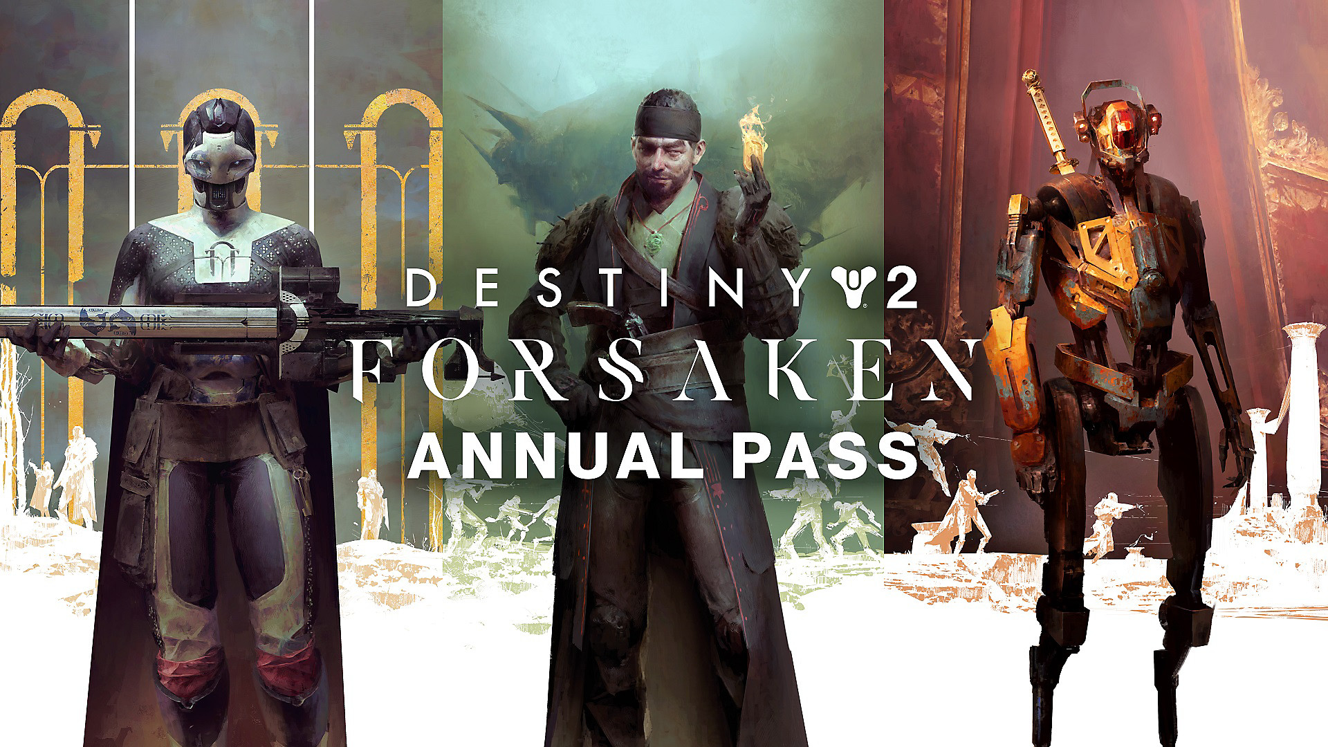 Destiny 2 Forsaken Annual Pass