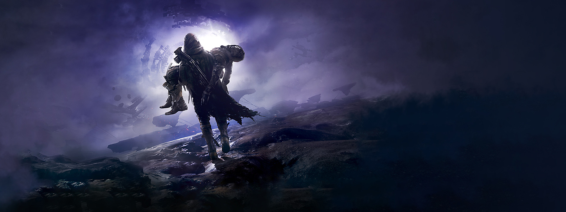 Destiny 2 Forsaken Game Banner
