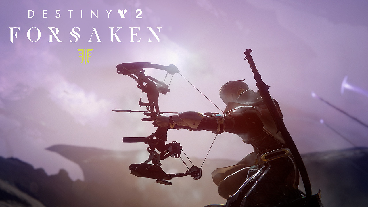 Destiny 2 Forsaken PS4 Reveal Trailer