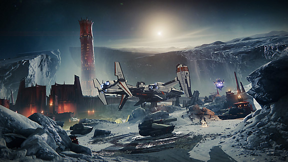 Destiny 2: Shadowkeep - Screenshot INDEX
