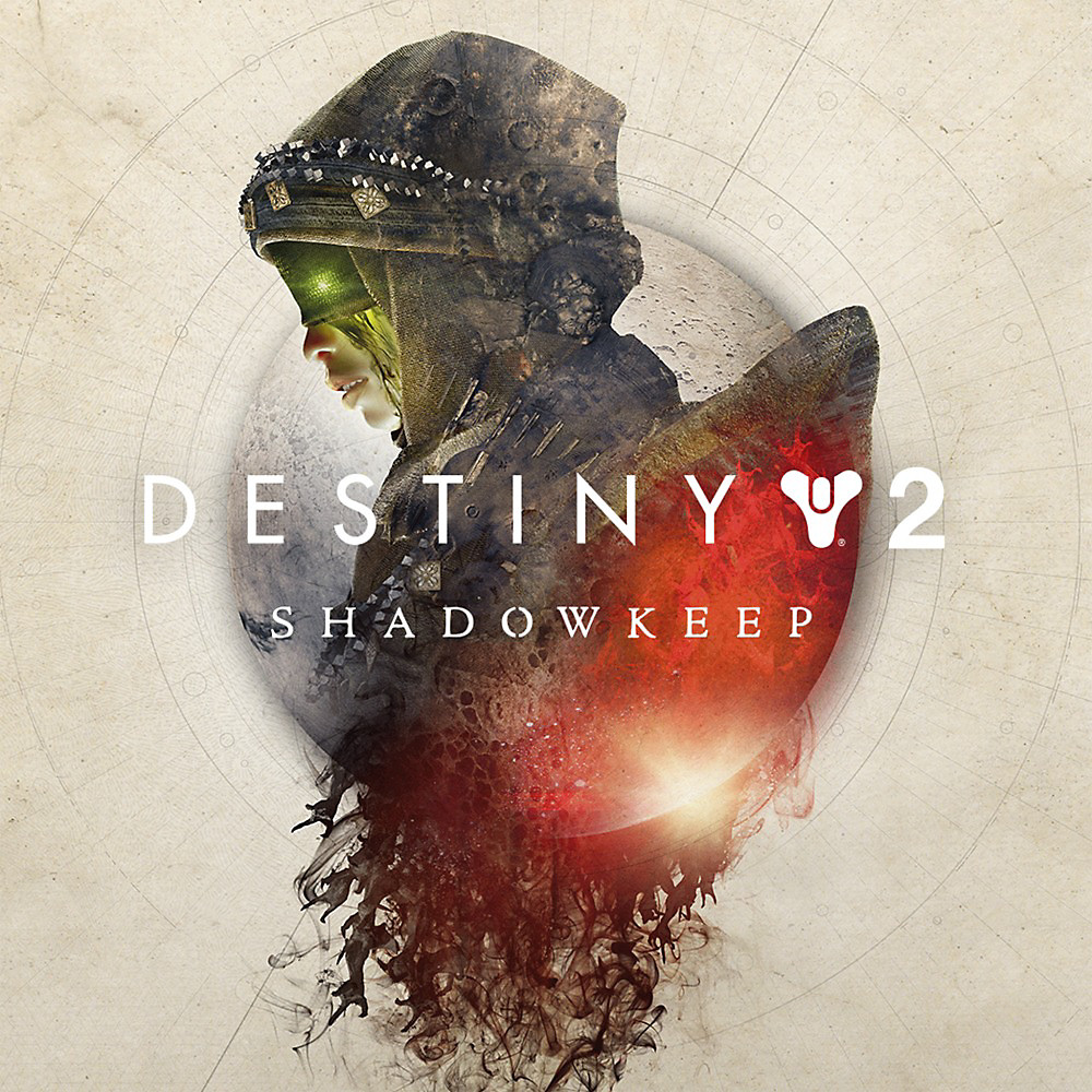 Destiny 2: Shadowkeep Store Art