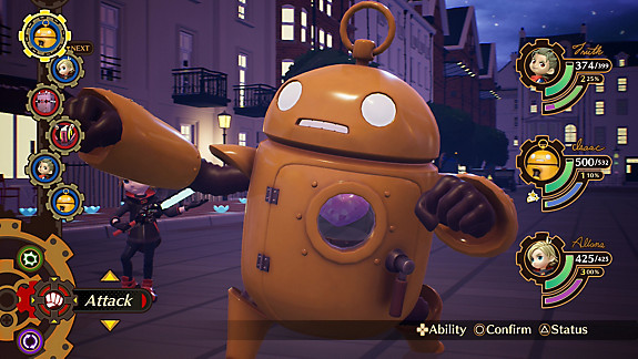 Destiny Connect: Tick-Tock Travelers - Screenshot INDEX