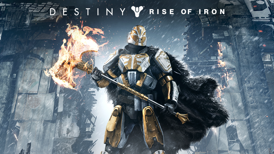 Destiny: Rise Of Iron Game