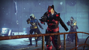 Destiny: Rise of Iron Screenshot 3