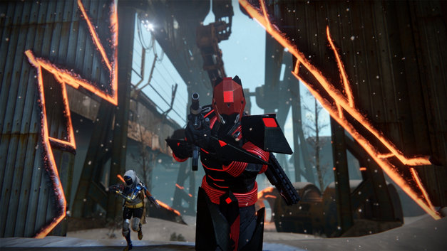 Destiny: Rise of Iron Screenshot 1