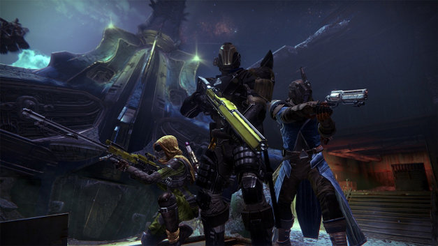 DESTINY Screenshot 1