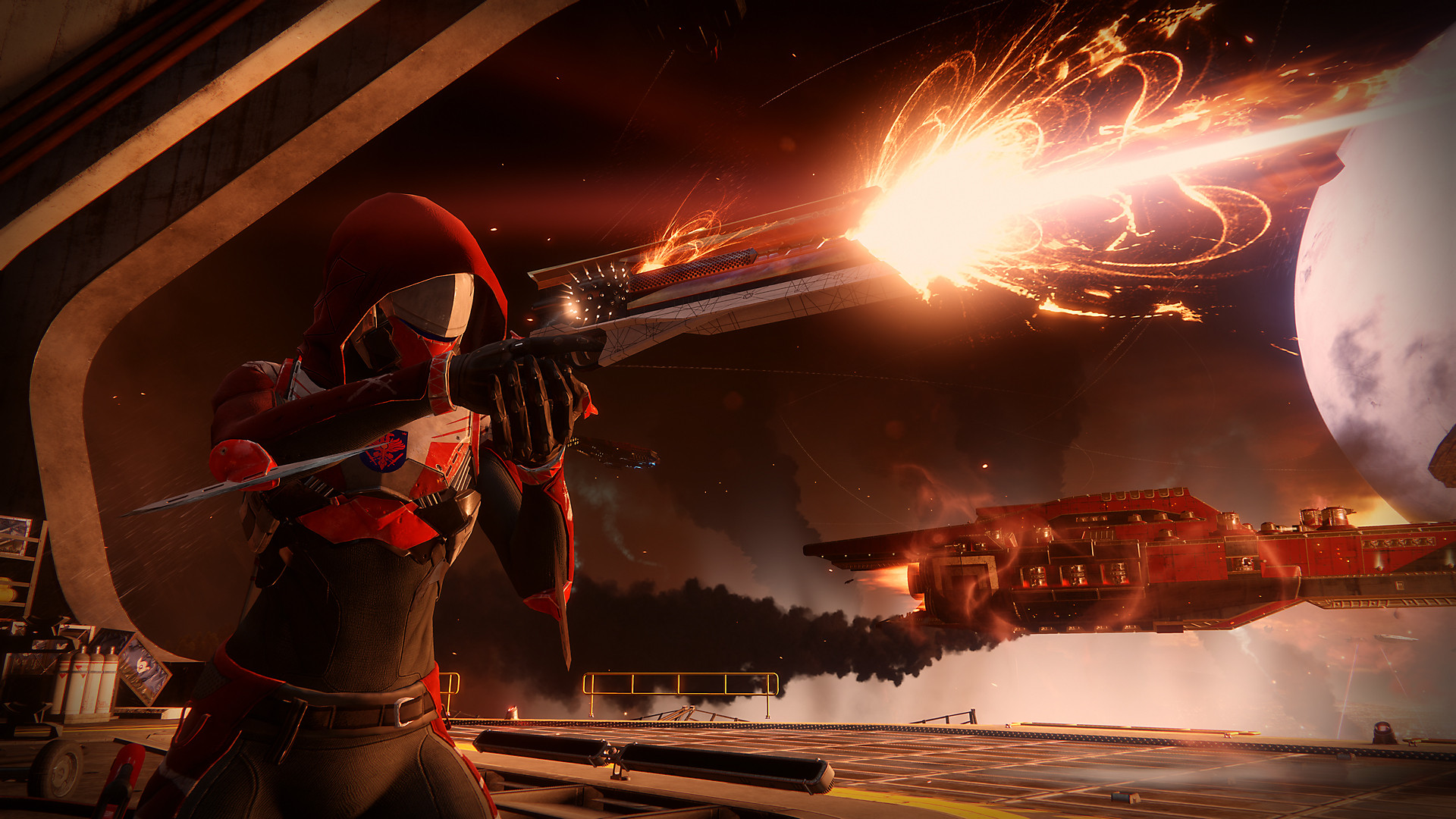 Destiny 2 Action Screenshot