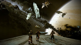 Destiny : Le Roi des Corrompus Screenshot 2