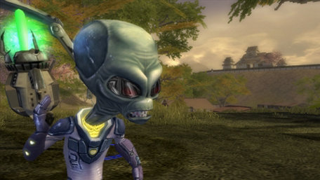 Destroy All Humans! 2 (PS2) Trailer Screenshot