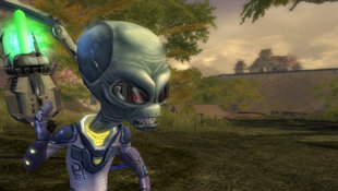 Destroy All Humans! 2 Screenshot 2
