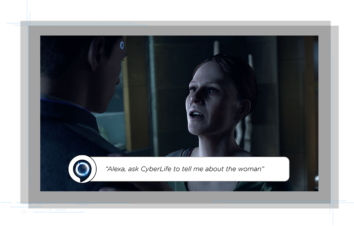 Alexa Ask CyberLife to Tell Me About