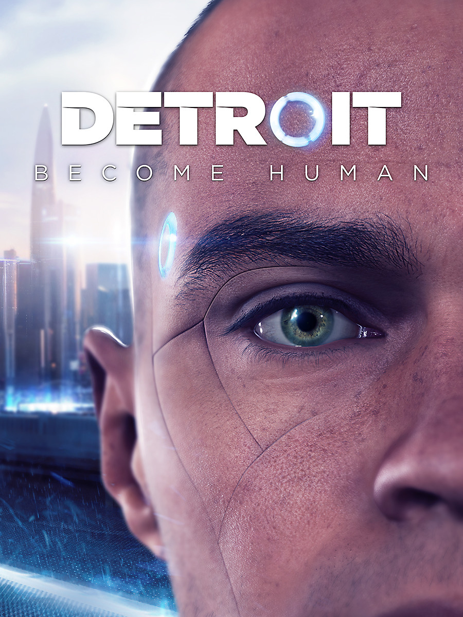Detroit Become Human - PS4 Pro