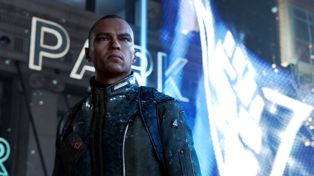 Detroit: Become Human Screenshot 22