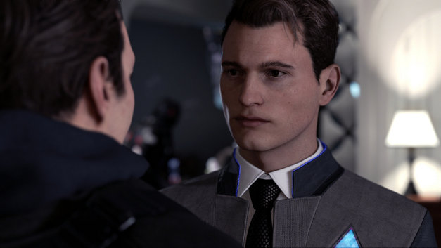 Detroit: Become Human Screenshot 1