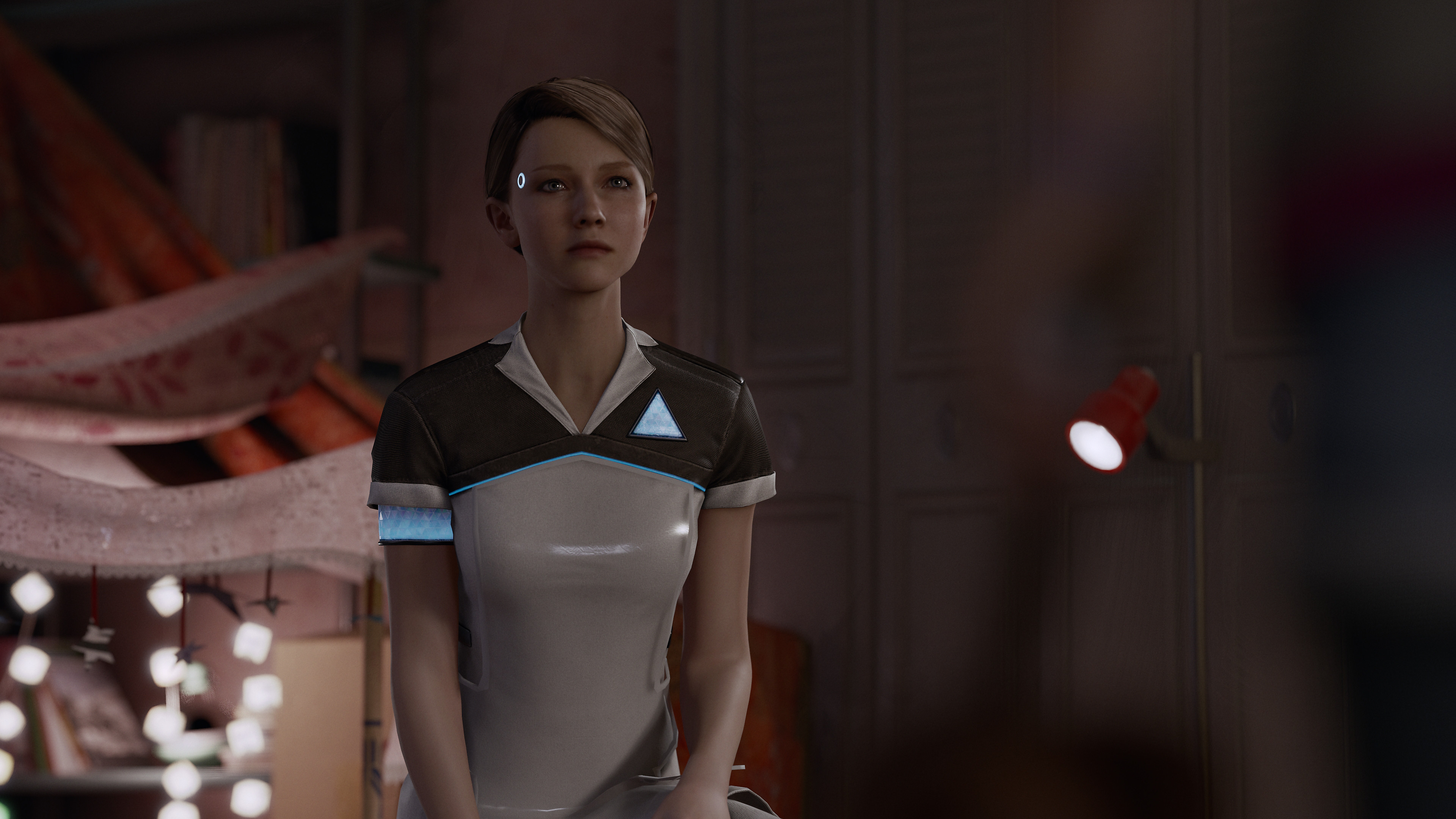 Detroit Become Human - Kara