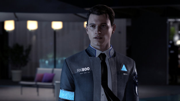 Detroit: Become Human Screenshot 10
