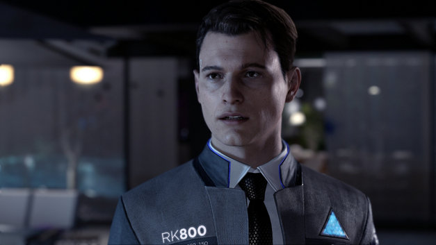 Detroit: Become Human Screenshot 13