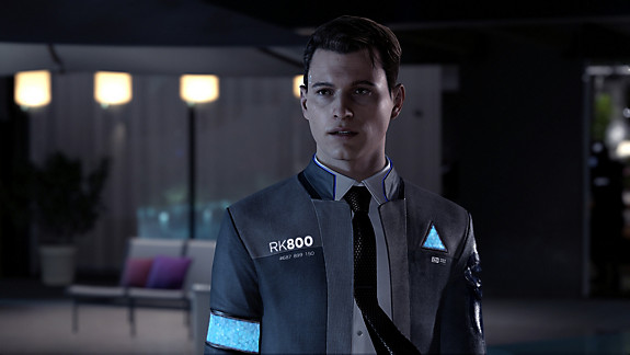 Detroit: Become Human screenshot