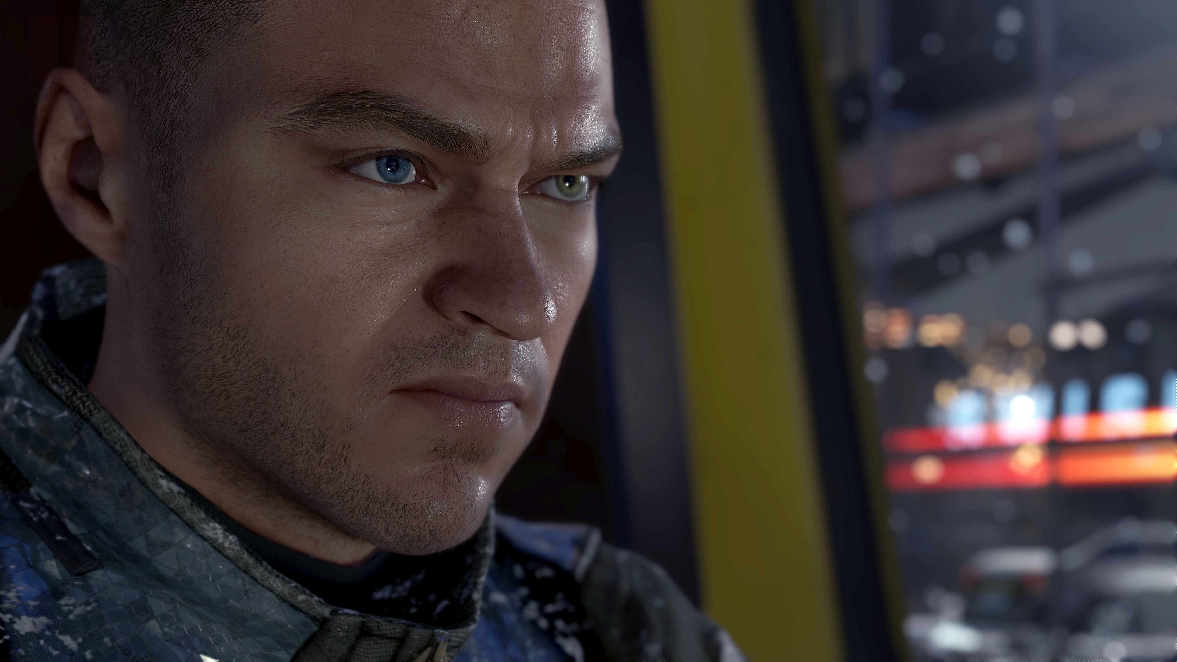 Detroit Become Human - Markus