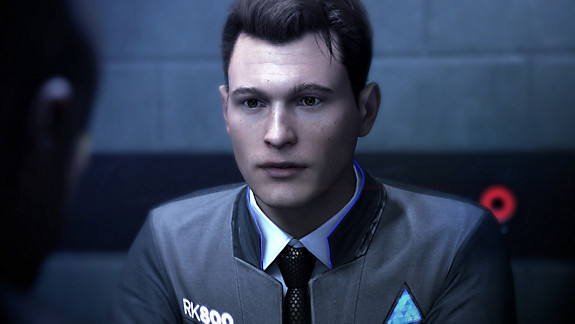 Detroit: Become Human - Screenshot INDEX